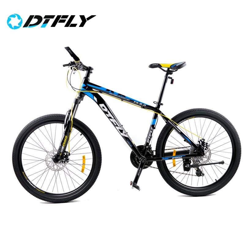 Aluminum Alloy Frame Mountain Bike 26 Inch 24 Speed Road Bike Front And Rear Mechanical Disc Brake Bicycle 4 Color Choose 26-35(China (Mainland))