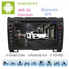800*480 Android4.4 Quad Core Car DVD player Great Wall Hover H3 H5 Radio GPS wifi support 3G DAB+ - bella store