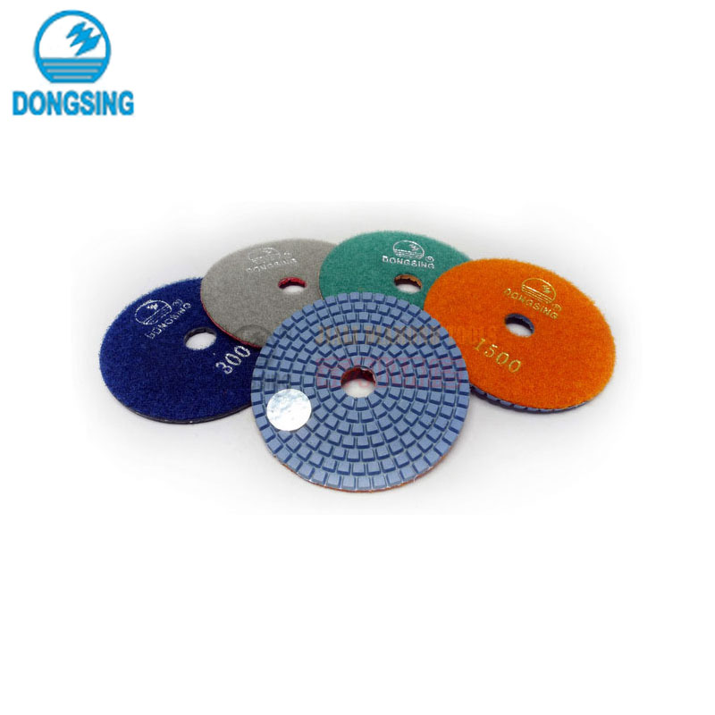 3 Wet Polishing Pads/diamond polishing pads for granite and marble/polish pads for marble+ Wholesale (3DS1)<br><br>Aliexpress