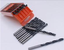 Free shpping of 10PCS set 1 5 38mm HSS 9431 Metal Drilling Twist Drill Bit HSS