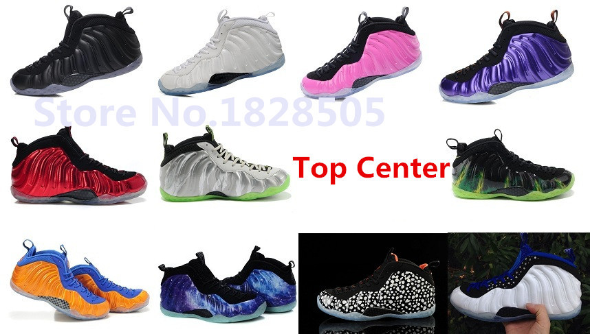 2015 Free Shipping 11 Colors Foampositelis Top Quality Pennys Hardaways Men Basketball Shoes Size us 8-13 Cheap For Sale(China (Mainland))