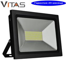 LED Réflecteur 220 V 110 V A MENÉ La Lumière D'inondation 15 W 30 W 60 W 100 W 150 W 200 W Projecteur À Led Projecteur de Jardin En Plein Air Lampe de Mur mince(China (Mainland))