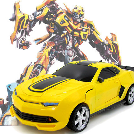 Autobots Bumblebee Electric remote control car toys rc car Remote control Variations radio control rc car kid gift free shipping<br><br>Aliexpress