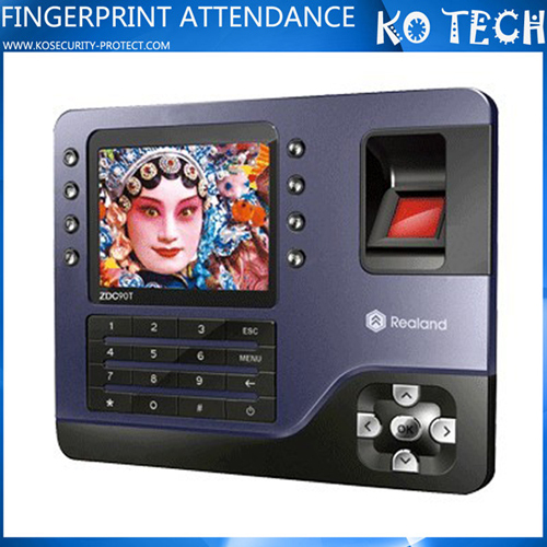 Free Shipping KO-RL90 Manufacturer Of Biometric Security Product Time Attendance(China (Mainland))