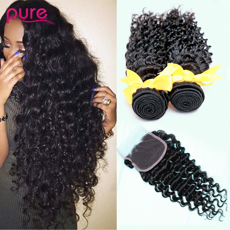 Burmese Virgin Hair with Closure Burmese Deep Wave 3 Bundles with Closure Sexy Formula Hair Burmese Curly Hair with Lace Closure<br><br>Aliexpress