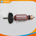 AC 220V 6 Teeth Drive Shaft Electric Hammer Armature Rotor for Bosch GBH2 24DSR DFR 2SE
