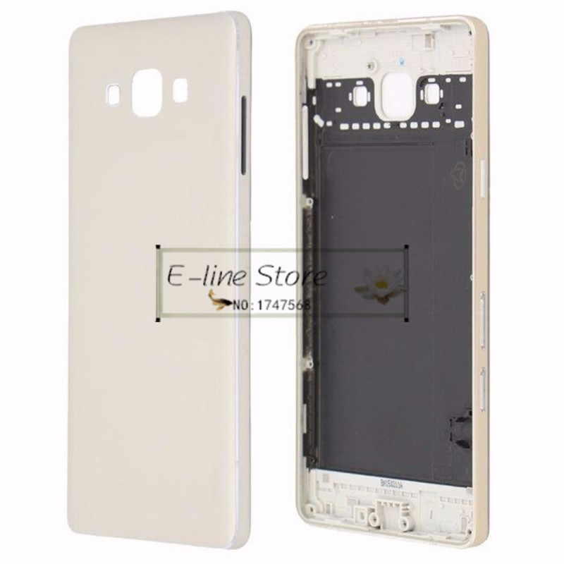 Original Replacement Parts Back Battery cover Case Door Housing Cover Frame For Samsung Galaxy A3 A300 A3000 Phone Shell