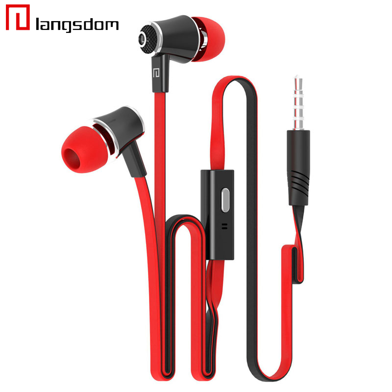 Original Brand Earphones Headphones Best Quality With MIC 3.5MM Jack Stereo Bass For iphone Samsung Mobile Phone MP3 MP4 Laptop(China (Mainland))