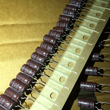 Buy 100PCS NIPPON Japan NIPPON genuine electrolytic capacitors 25v100uf 6.3x11 KY 100 FREE SHIPPING for $6.99 in AliExpress store