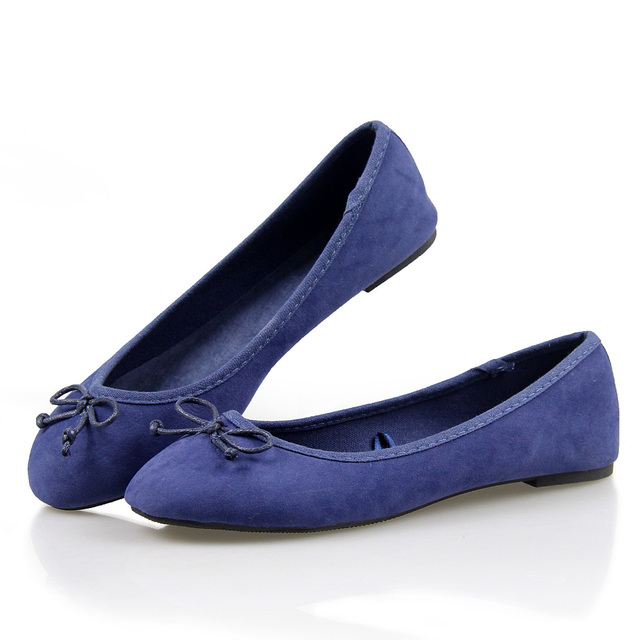 2013 spring and autumn flats shoes women's flat shoes women's  ballerina shoes