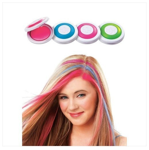 Pastel Hair Dye Color Disposable Hair Color Fashion Hot Fast Temporary free shipping(China (Mainland))