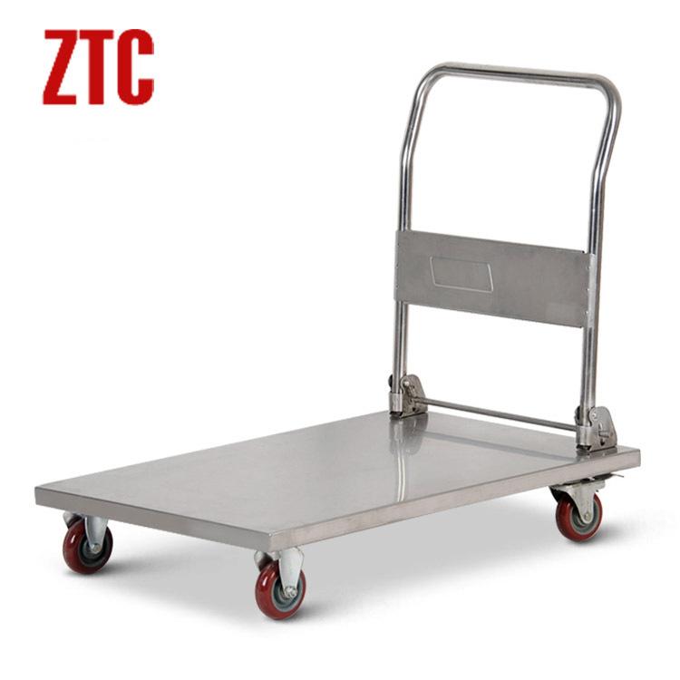 Folding platform utility truck,lightweight foldable trolley,mobile protable foldable storage cart RCS-FS-011(China (Mainland))