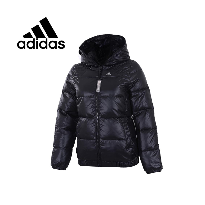 100% Original adidas nwe womens winter movement down jacket   W65630  free shipping<br><br>Aliexpress