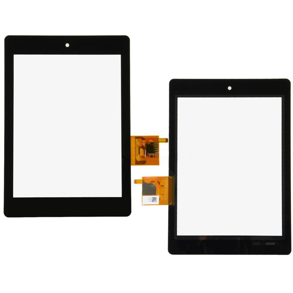 For Acer Iconia Tab A1 A1-810 A1-811 New Black Touch Screen Panel Digitizer Sensor Glass Repair Replacement Parts(China (Mainland))