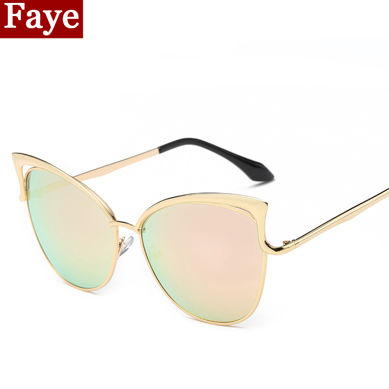 2016 New 11 Colors Cat Eye Sunglasses For Women Sun Glasses Summer Style Brand Designer Vintage Retro Oculos de sol feminino(China (Mainland))