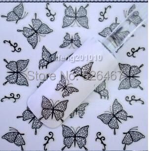 Fashion 1 Sheets 3D Design cute DIY cartoon colorful diamonds Tip Nail Art Nail Sticker Nails Decal Manicure nail tools h001(China (Mainland))