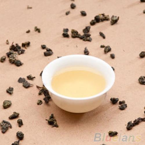 100g Vacuum Packed Natural Organic Silky Taiwan High Mountain Milk Oolong Tea 2MPM 2TSN