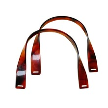 FREE SHIPPING Nailwort resin arm N shaped brown red brown resin 15CM special offer 8 yuan to 1.(China (Mainland))