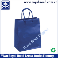 Yiwu supplier customized Luxury Printed Paper Bag(China (Mainland))