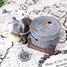 Donkey Ashtray Chinese Characteristics Gift Personalized Gift Resin Ornaments Creative Gifts Cigar Ashtray Cendrier Cinzeiro(China (Mainland))