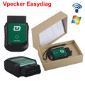 DHL Free Vpecker V8 3 EasyDiag Wifi Wireless scanner OBD2 16pin OBD universal Car Diagnostic Tool