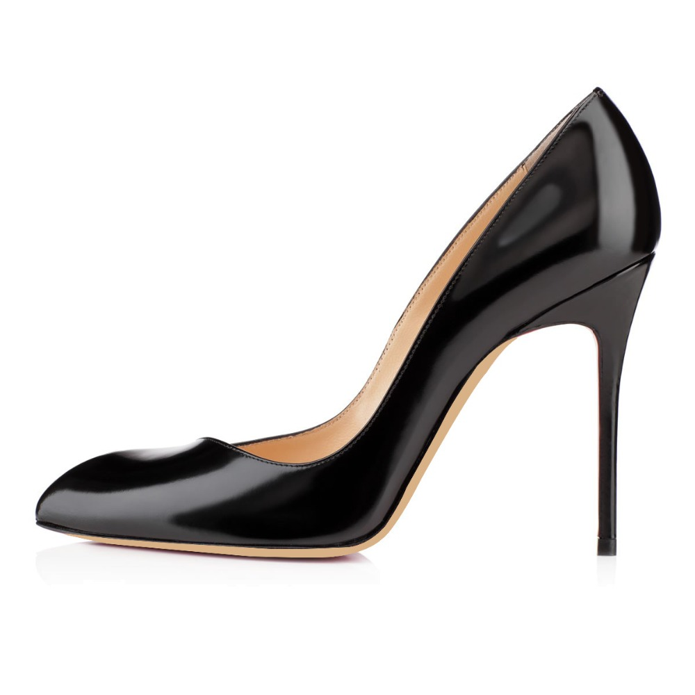 Aibarbie TM Women Handmade Fashion Aorneille 100MM Formal Office Party High Heel Pumps Shoes