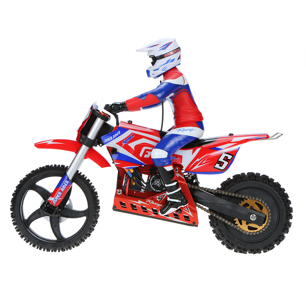 original skyrc sr5 2 4g radio 1 4 scale dirt bike super stabilizing electric rc motorcycle. Black Bedroom Furniture Sets. Home Design Ideas