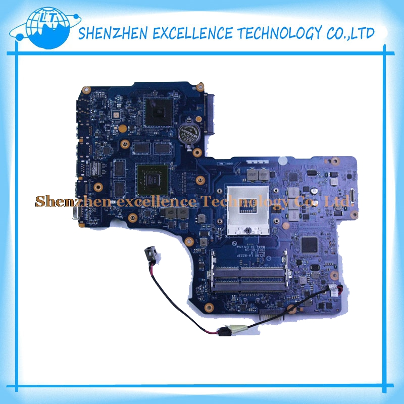 In Stock! K95VM A95VM laptop motherboard 4ram slots A95V K95V K95VJ A95VJ Mainboard QCL90 LA-8223P For Asus 100% Tested(China (Mainland))