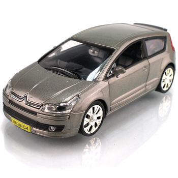Iron car citroen c4 alloy WARRIOR door exquisite child car model toys