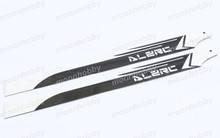 450 325E Carbon Fiber Blades Alzrc HCW325E ALZRC 450 Parts Free Shipping with Tracking