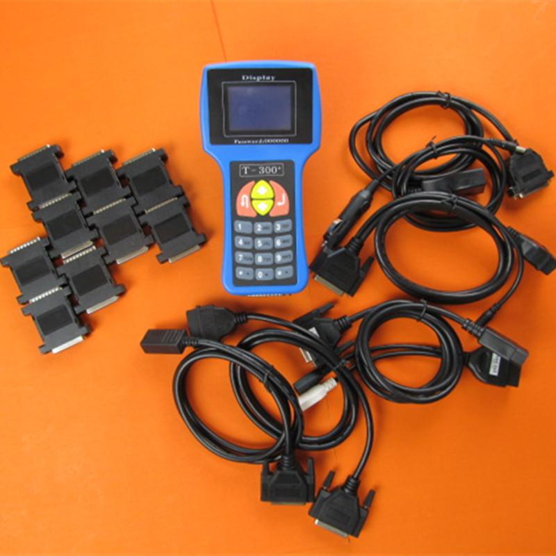 2016 Hot sell T300 key programmer universal car key transponder T 300 key programmer T code scanner(China (Mainland))
