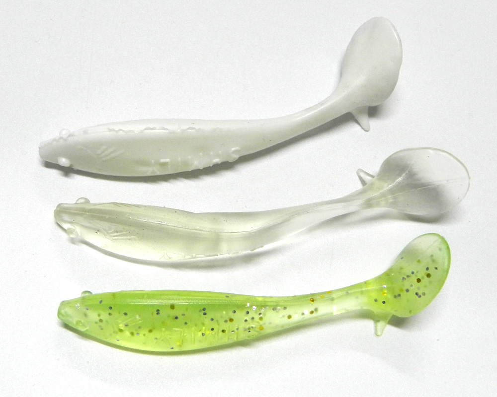 how to make soft plastic fishing baits