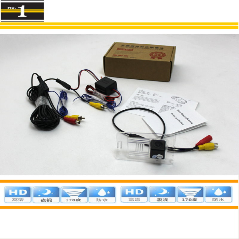 HD CCD Night Vision / Car Rear Camera For Jeep Grand Cherokee 2012 2013 / Reversing Park Camera + Power Relay Model<br><br>Aliexpress