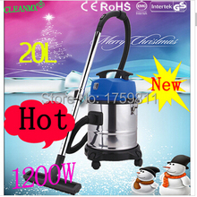 home appliances professional wet and dry vacuum cleaners with blower 15L/18L/20L/25L/30L free shipping(China (Mainland))