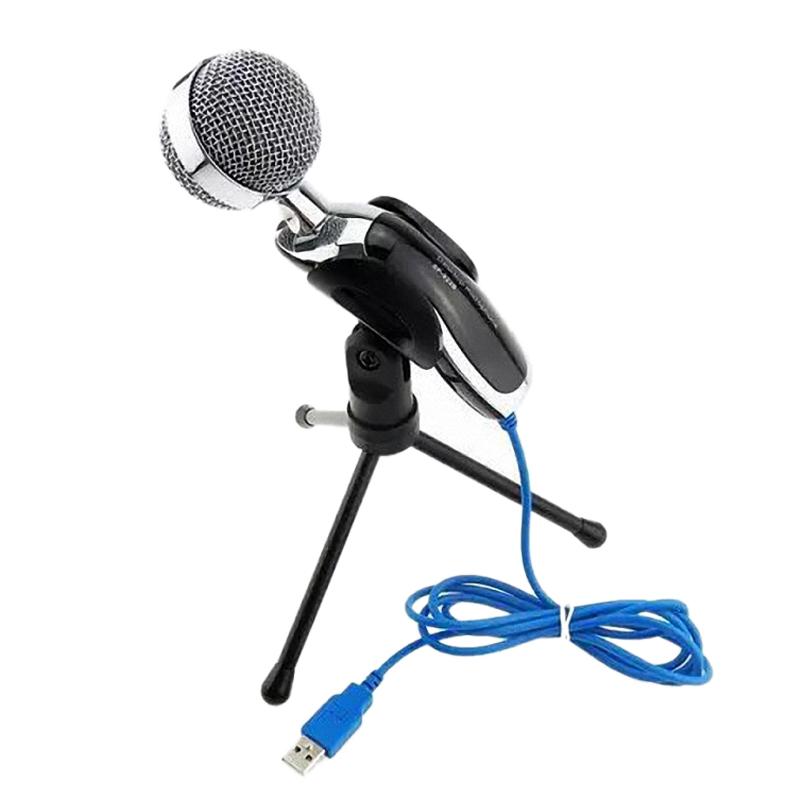 запись с микрофона
