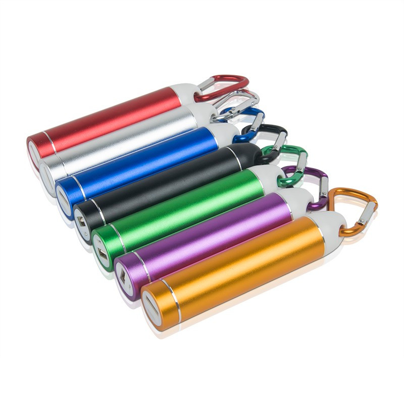Multicolor Mobile Phone Power Bank Storage Cases with match Aluminum Carabiner(China (Mainland))
