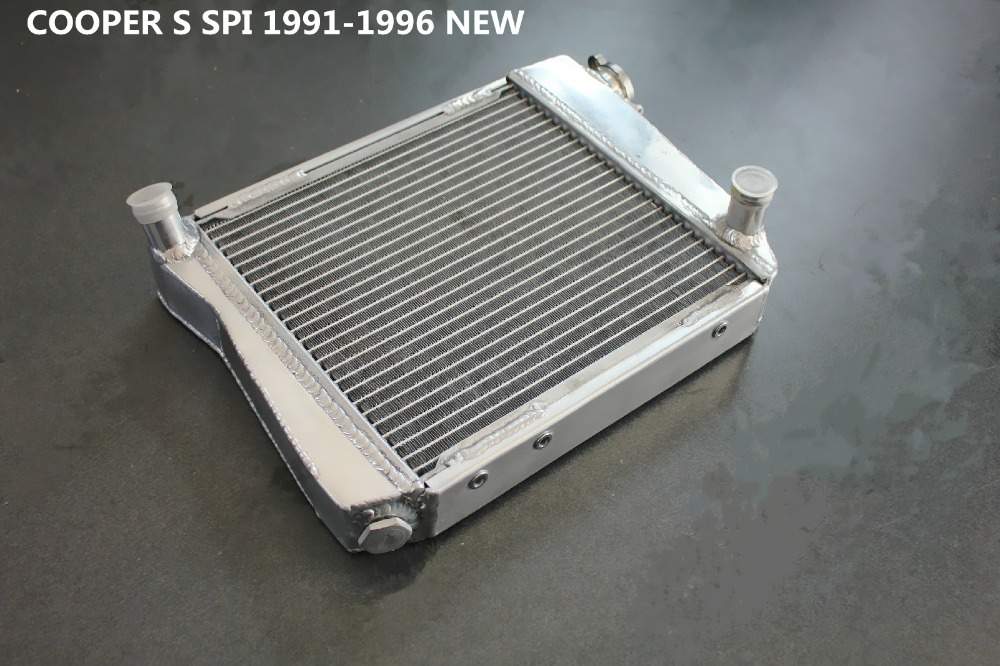high performance 40mm aluminum alloy radiator for Rover Austin Mini COOPER S SPI 1275CC 1.3i MT 1991-1996(China (Mainland))