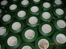 Free shipping deep green crepe paper tapes floral tape for French beaded flowers 30y/rolls 20rolls/lot(China (Mainland))