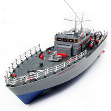 Remote control boat warship simulation model of large torpedo boats remote control toy boat ship model ship speedboat(China (Mainland))