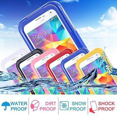 Swimming Waterproof Shockproof Phone Case Cover for iphone4S 4G and for iphone5S 5G 100% Underwater Waterproof(China (Mainland))