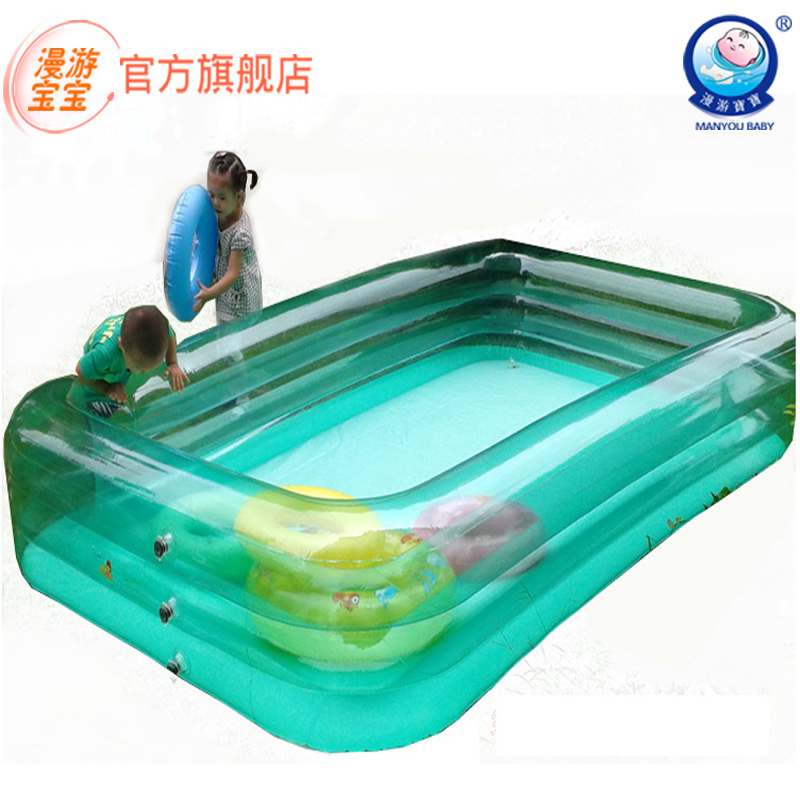 Big Size Inflatable Swimming Pool Family Pool For