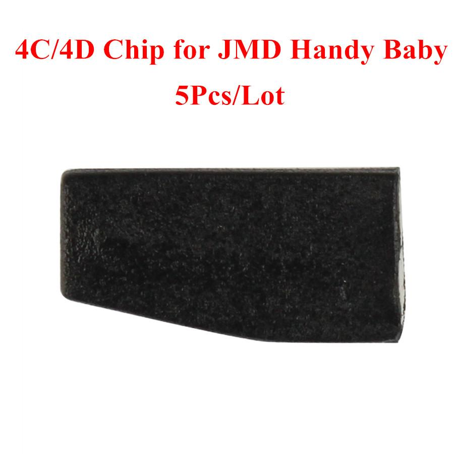 5pcs/lot 4C/4D Chip for JMD Handy Baby Hand-held Car Key Copy Auto Key Programmer(China (Mainland))
