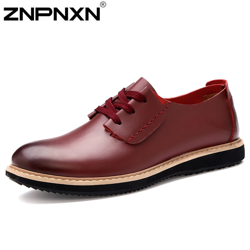 2015 Quality Genuine Leather Shoes Flats Man Shoes Moccasin Fashion Sneakers Men Casual Oxford Shoes For Men Sapato Masculino
