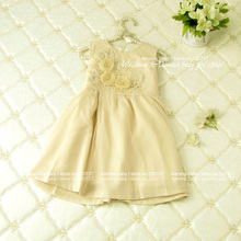 3d flower girls costume tutu dress for kids,wholesale fall winter 2015 girls clothing, 5 pcs/lot(2459011),fit for 2-6 years