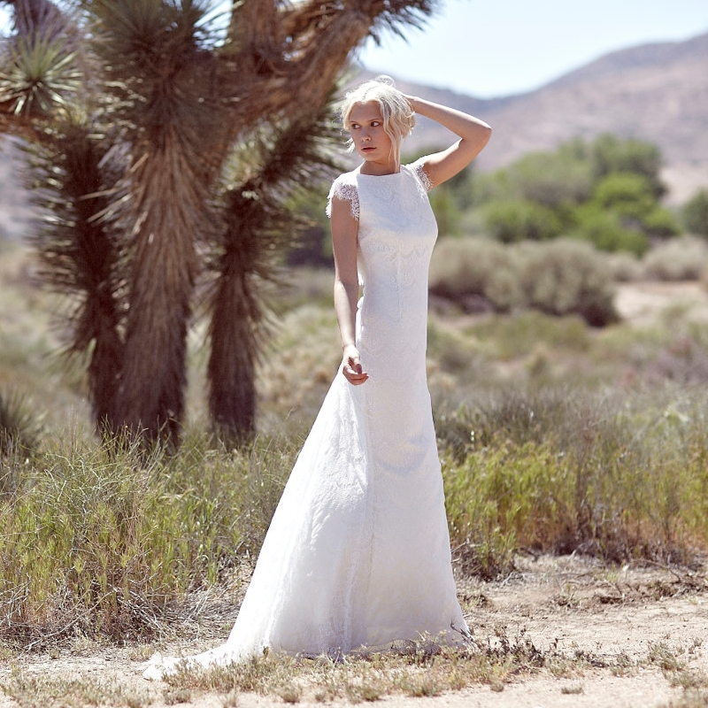 the gallery for gt bohemian beach wedding dress