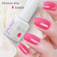 High Quality 15ml Arte Clavo (Choose Any 1 Color) From 299 Colors UV Gel Nails Soak Off UV Lamp Nail Gel Polish(China (Mainland))