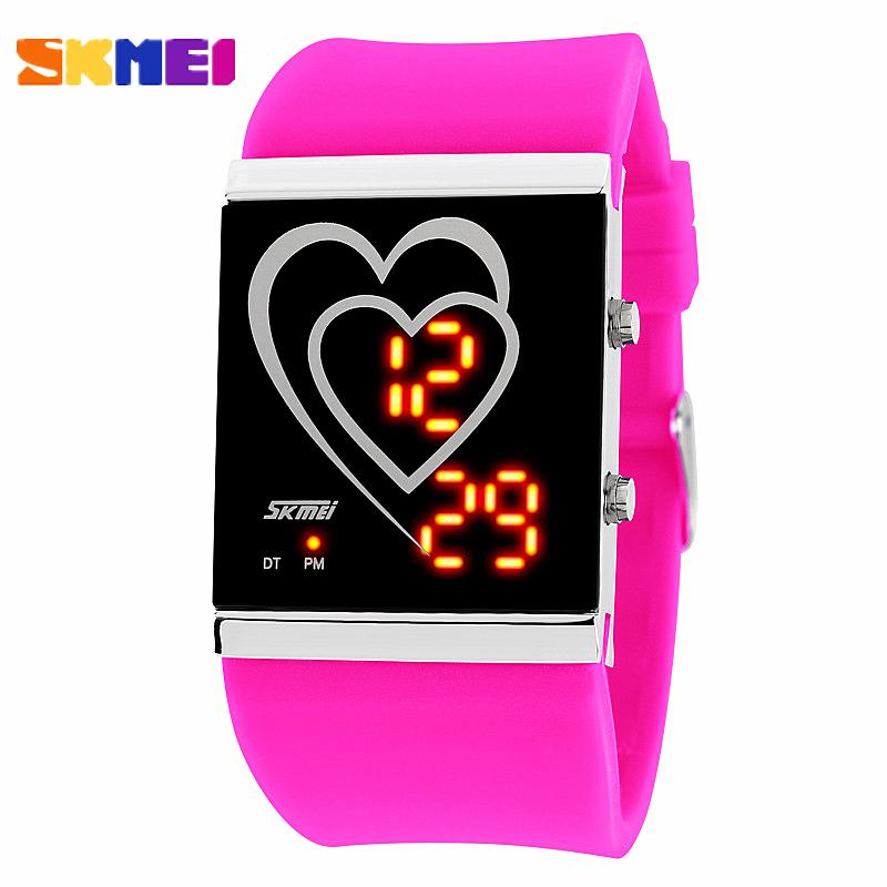 Watches women &amp; men SKMEI Brand led Digital watch fashion casual reloj hombre Student sport wristwatches relogios femininos 1004<br><br>Aliexpress