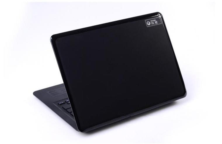 Russia Free shipping Brand New laptop computer with russian keyboard 4G RAM & 320G HDD Russian Windows 7 Dual core Webcam(Hong Kong)