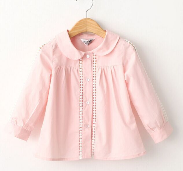 Organic Cotton School Blouse 82