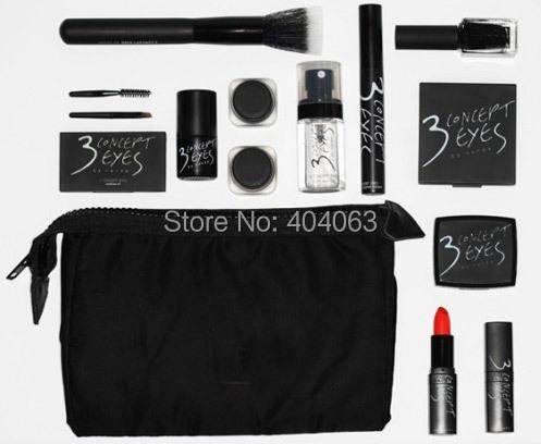 Waterdichte aangepaste make-up tas make-up tas clutch bag op maat uw drukwerk ontwerp, kleur, grootte, volledige drukwerk(China (Mainland))